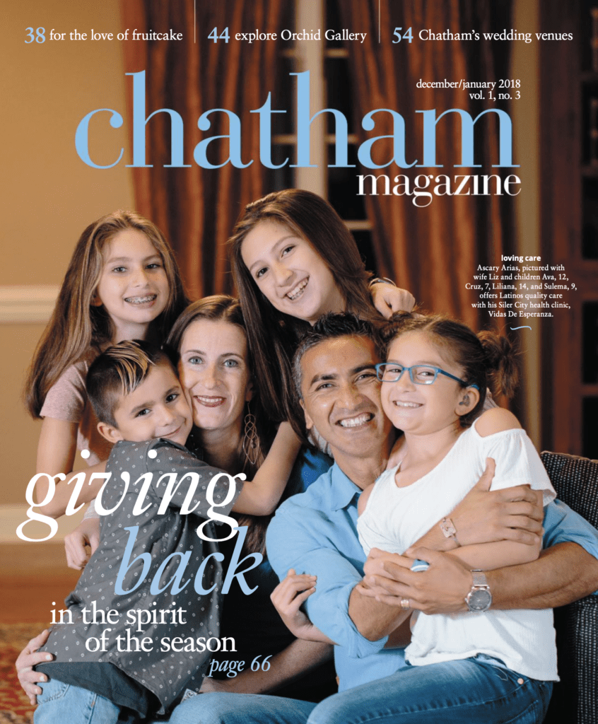 Chatham Magazine December January 2018