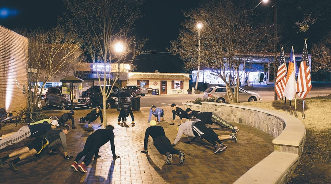 Fitness through Fellowship