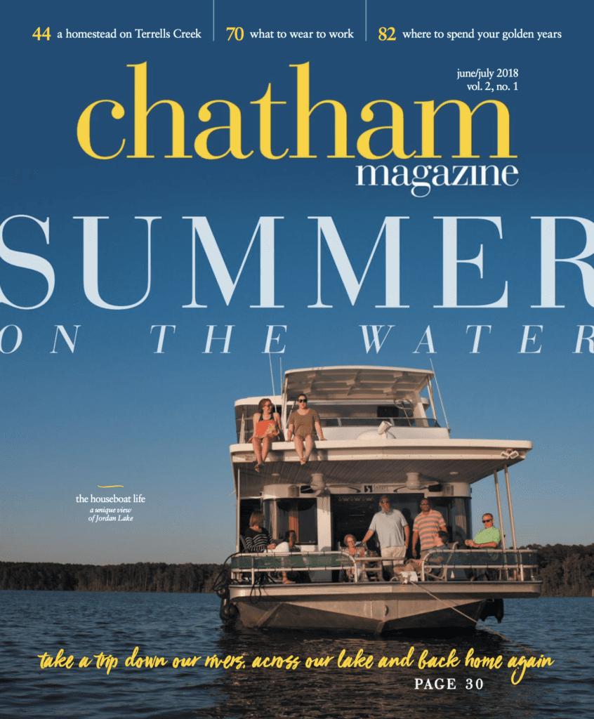 Chatham Magazine June July 2018