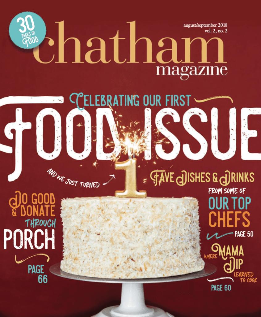 Chatham Magazine August September 2018