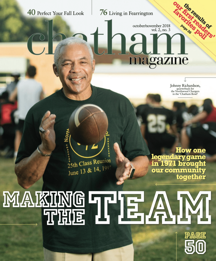 Chatham Magazine October November 2018