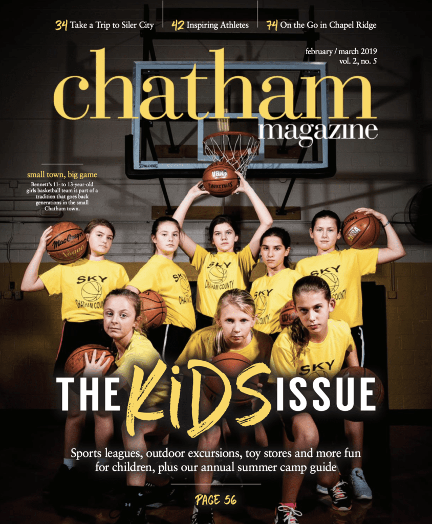 Chatham Magazine Feb March 2019