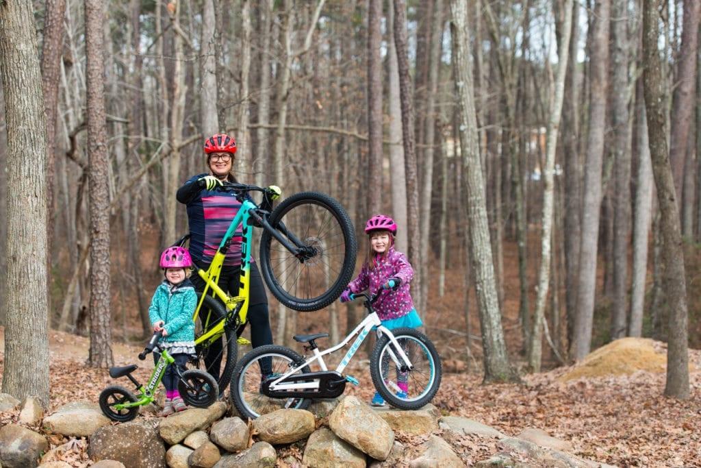 Mountain Biking Chatham Magazine Dec 2019