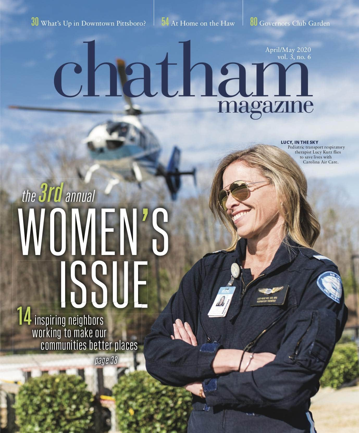 Chatham Magazine Women's Issue