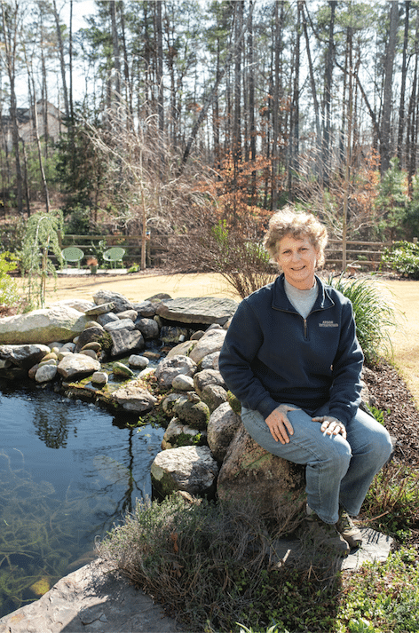 Pittsboro landscaper Paige Moody owns Arbor Enterprises