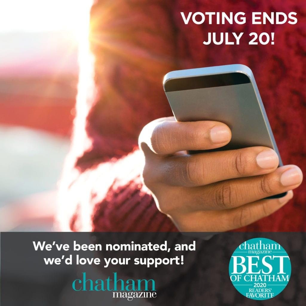 Best of Chatham 2020 Marketing Materials BestOfChatham_InstagramSquares2
