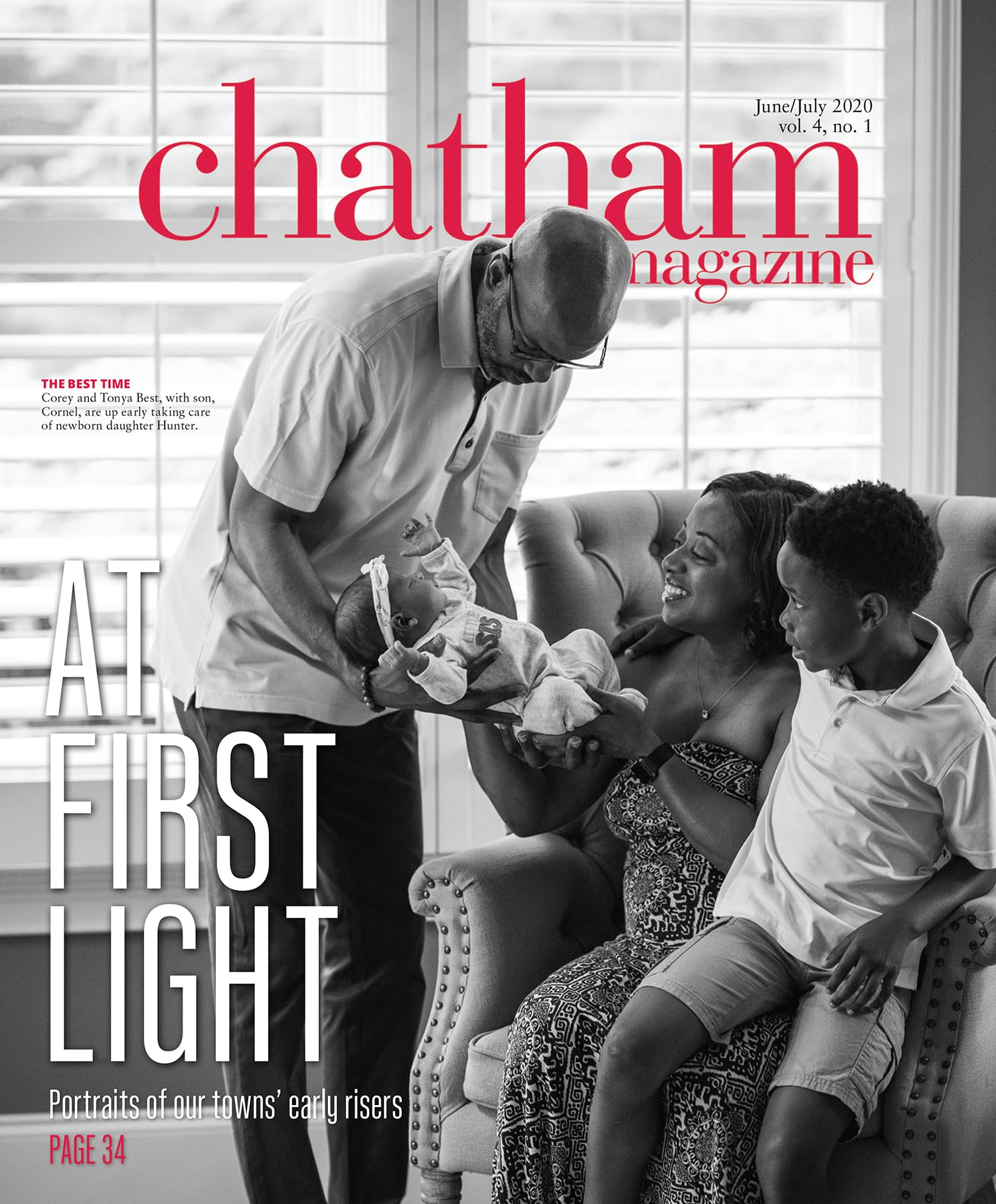 Chatham Magazine June/July 2020 issue