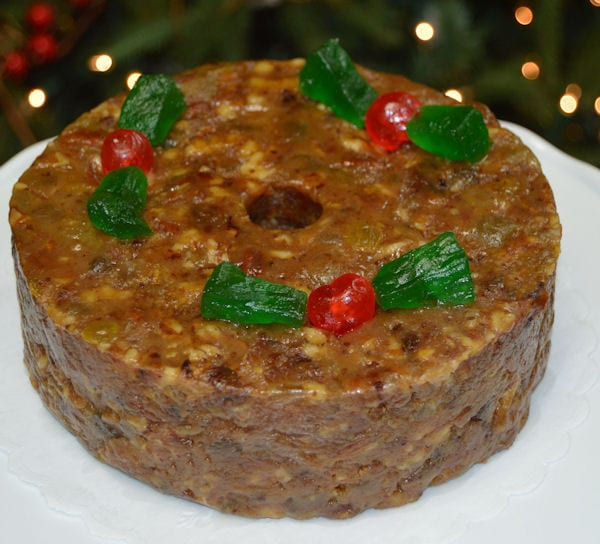 Fruitcake Southern Supreme Chatham Magazine Holiday Gift Guide