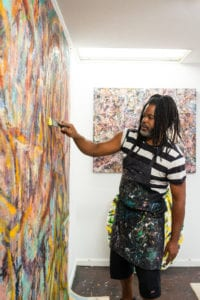 Onicas Gaddis artist